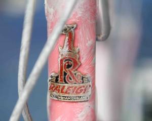 Chloe Raleigh insignia